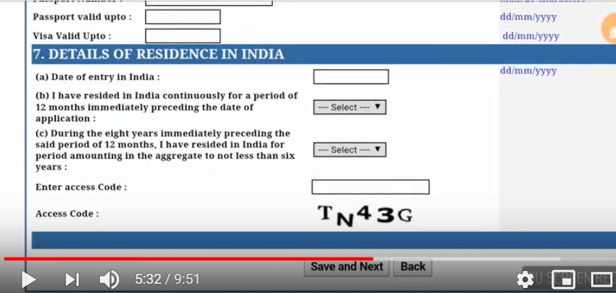 भारतीय नागरिकता कैसे प्राप्त करें