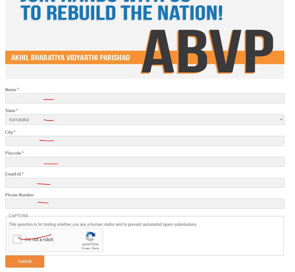 एबीवीपी (ABVP) का फुल फॉर्म